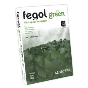 A3_green ream